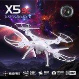 Syma X5SC headless 2MP HD camera Drone 2.4gHz 4CH