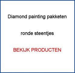 Diamond Painting pakketten ronde steentjes