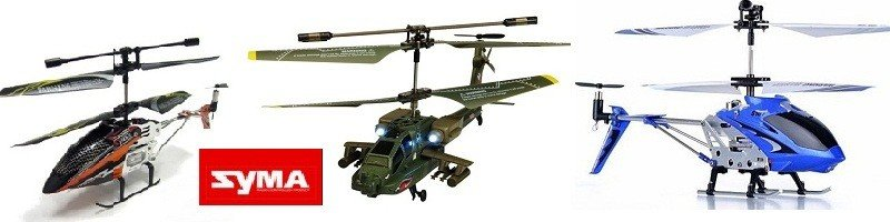 Rc-helicopters-SYMA