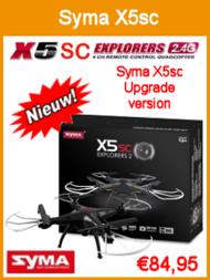 Syma X5sc Upgrade version Rc Quadcopter