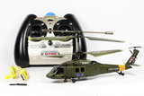 SYMA S102G mini Apache 3 Channel Military met Gyro_