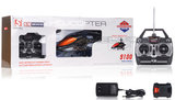 Rc Helicopter Double Horse 9100 3ch Single Blade met gyro _