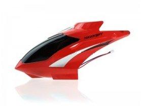 Hawkspy LT-711-01 Helicap / Canopy (rood)