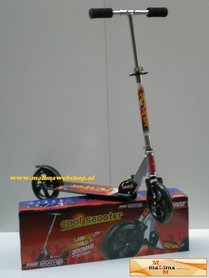 8 inch step cool scooter