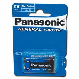 Panasonic 9V batterij General purpose