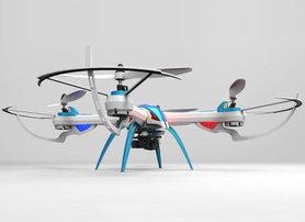 Yizhan Tarantula X 6 Quadcopter 2.4GHz 4 kanaals 6 as gyroscoop 360 graden met terug functie met 2.0MP HD-Camera