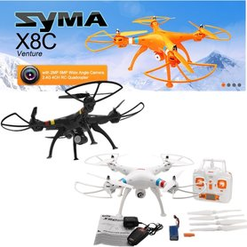 Syma X8C Venture Quadcopter met 2MP HD camera