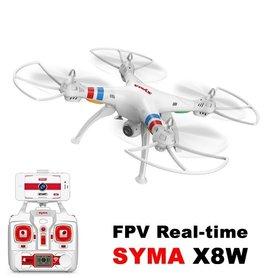 Syma X8W 2.4G RC Quadcopter met FPV HD Camera