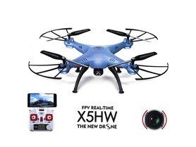 Quadcopter Syma X5HW met WiFi FPV camera   Scherp geprijsd!