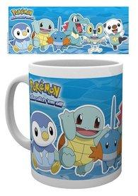 Pokemon Water Partners - Mok