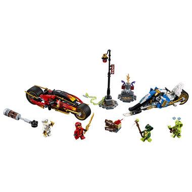 Lego Ninjago 70667 Kai en Zane