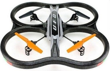 6-Axis 3D Intruder Xtrust X-30v Quadcopter 2,4 Ghz met High Quality Camera