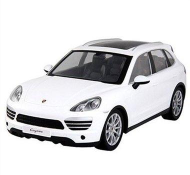 Porsche Cayenne RC Auto Origineel Gecertificeerde wit