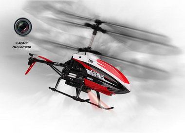 MJX T41C T-641C 3CH 2.4GHz Helicopter met HD Camera