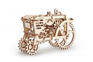 UGEARS 3D puzzel Model Tractor