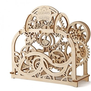 UGEARS 3D puzzel Model Theater