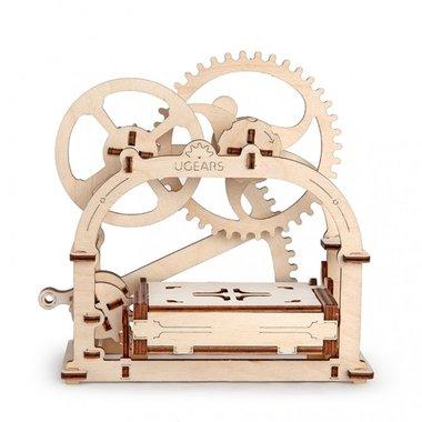 UGEARS 3D puzzel Model Mechanische Etui