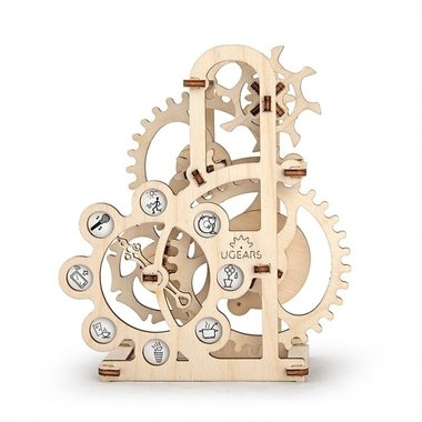 UGEARS 3D puzzel Model Dynamometer