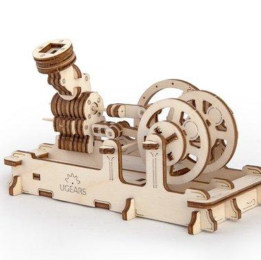 UGEARS 3D puzzel Model Pneumatic engine