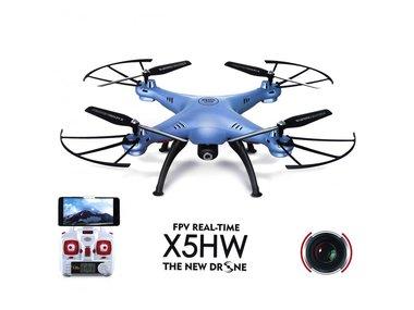 Quadcopter Syma X5HW met WiFi FPV camera | Scherp geprijsd!