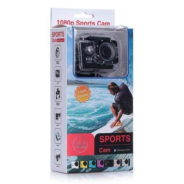 Sport Full HD Action Camera.