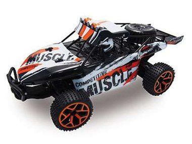 X-Knight RC Car Buggy muscle 2.4 GHZ 20Kmph 1:18