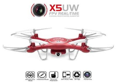 Quadcopter SYMA X5UW 720P WIFI camera FPV REAL TIME