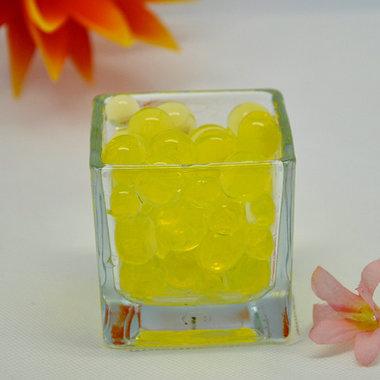 Watergelparels-geel