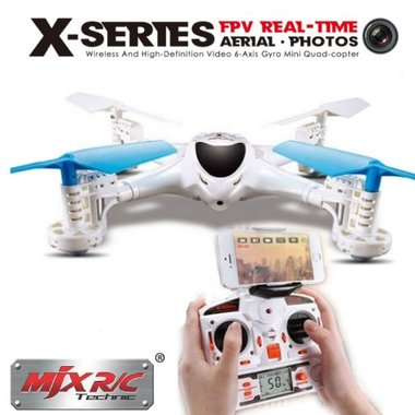 MJX X300C FPV 2.4G 6-assige 3D Roll RC Quadcopter met HD Camera