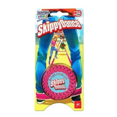 Skippy dance elastiek kleur Roze