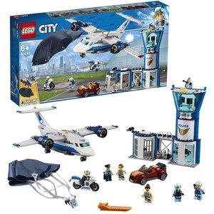 Lego City 60210 Luchtpolitie Luchtmachtbasis