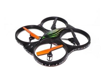 6-Axis 3D aircraft 125-V Quadcopter 2,4 Ghz met HDCamera