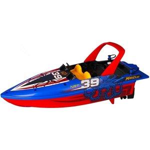 Nikko RC Raceboot 1:16 Blauw/Rood