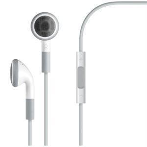 Headset met Volumeregelaar voor I-Phone / ipod