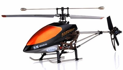 Rc Helicopter Double Horse 9100 3ch Single Blade met gyro