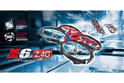 Syma X6  4-kanaals 2,4 GHz Quadcopter