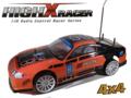 Rc Drift auto 1:10 HighXRacer 4X4 Kleur oranje