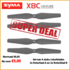 Syma X8C-05 Blades Zwart / Rotorbladen